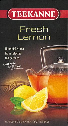 ティーカネン 紅茶 ゴールドシリーズ フレッシュレモン