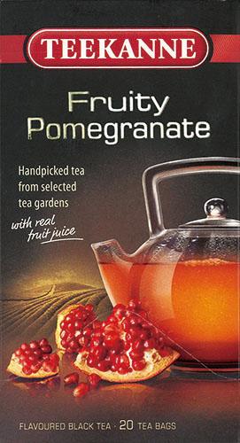 ティーカネン 紅茶 ゴールドシリーズ フルーティポメグラネイト